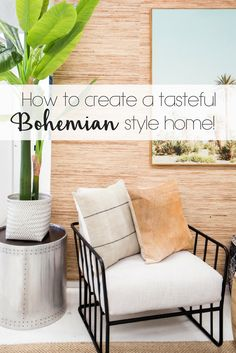 How to create a tasteful Bohemian style home Outdoor Sofa, Outdoor Furniture, Outdoor Decor, Gold Interior, Interior Design, Space Interiors, Gold Coast, Bohemian Style, Design Trends