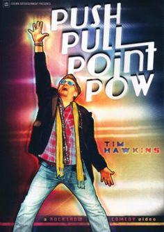 Push, Pull, Point, Pow DVD   -     By: Tim Hawkins