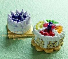 how to: mini cakes