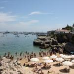 beach in cascais (21344955)  Falesia Beach in Albufeira, Algarve (#18) Cascais Old Town beach near Lisbon (#21) and Ponta da Piedade in Lagos, Algarve, Portugal (#22) are among the  Top 25 Beaches in Europe according to the 2014 TripAdvisor Traveler's Choice Awards - January 22, 2014