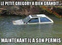 Fun & Humour - Grégory