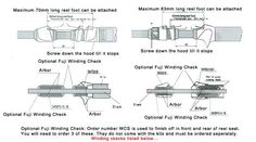 Fuji SK2 Casting & Spinning Split Seat Kits | Shoff Tackle Co.