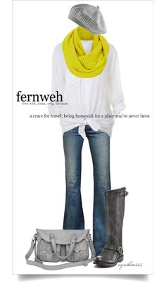 """Fernweh"" by cynthia335 on Polyvore"