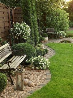 Cool 88 Cool Front Yard Rock Garden Landscaping Ideas. More at http://www.88homedecor.com/2018/02/08/88-cool-front-yard-rock-garden-landscaping-ideas/ #CottageGarden