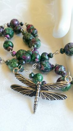 My Life in Your Garden         Dragonfly by CRAFTERBYHEART on Etsy
