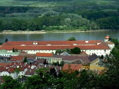 Hainburg an der Donau. View of town from the castle. Castle, River, Outdoor, Outdoors, Castles, Outdoor Games, The Great Outdoors, Rivers