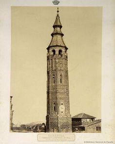 Zaragoza. Clifford, Charles 1819-1863 — Fotografía — 1860