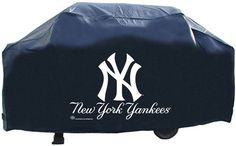 Yankees Grill Cover