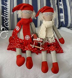 Cute dolls from Veselinda. Discussion on LiveInternet - Russian Service Online Diaries