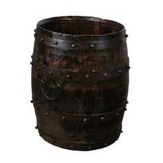 Wood Barrel I, $215, now featured on Fab.