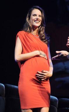 Alessandra Ambrosio - like the first name??