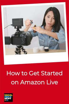 Did you know you can live stream to Amazon? Want to expand your audience and grow your revenue at the same time? Marketing Tools, Social Media Marketing, Amazon Live, Social Media Tips, Business, Store, Business Illustration