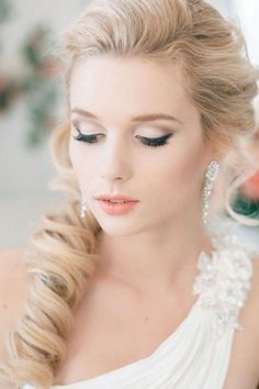 20 Gorgeous Wedding Makeup Ideas   | StyleCaster