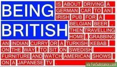 Being British Defined
