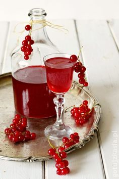 Polish Recipes, Panna Cotta, Alcoholic Drinks, Food And Drink, Homemade, Wine, Ethnic Recipes, Glass, How To Make