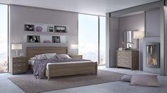 Σετ Υπνοδωματίου Νο26 - Σετ Κρεβατοκάμαρας - ΥΠΝΟΔΩΜΑΤΙΟ Pink Room, Own Home, Room Interior, Interior Decorating, Decorating Ideas, Bedroom, Rooms, Furniture, Home Decor