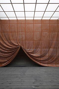 Ulla von Brandenburg, Innen ist nicht Außen, Installation view, Secession 2013, Photo: Wolfgang Thaler