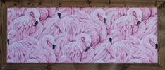 Bestell Nr. 004  Flamingo Tapeten Pink Rasch Grösse 1710mm x 730 mm   CHF. 450.00