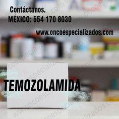 temozolamida mexico Tumor Cerebral
