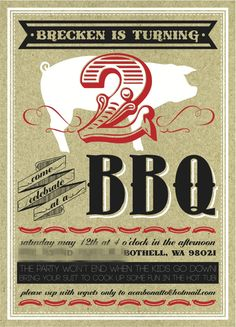 Dirt Stains and Paint: Backyard BBQ