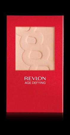 Revlon Age Defying™ Powder. SMOOTHER LOOKING SKIN WITH A SOFT, LUMINOUS FINISH. My Shade: MEDIUM DEEP.
