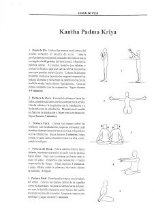 Kundalini Yoga en Terrassa: Clase V. Quinto chakra.