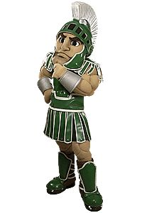 Go MSU.  Sparty on!