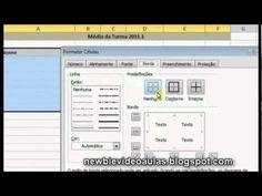 Aula Excel 2010 Intermediário / Avançado (Aula 1) - Introdução e Trabalhando com condições