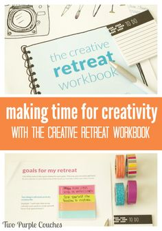 The Creative Retreat Book  Creative Create And Creativity