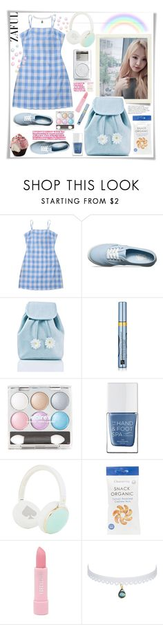"""Zaful."" by natalyapril1976 on Polyvore featuring Mode, Vans, Sugar Thrillz, Estée Lauder, The Hand & Foot Spa, Kate Spade, Forever 21 und Vanessa Mooney"