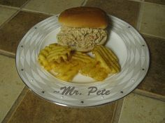 Mr. Pete's Cajun Spices Turkey Salad - South Louisiana Recipes | South Louisiana Recipes