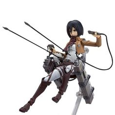 Attack on Titan Mikasa Ackerman Anime Figure