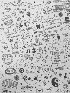 simbolos pequenos desenhos 9