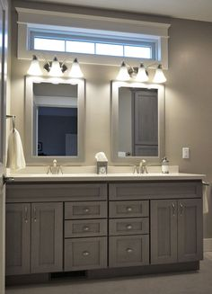 Best General Finishes Milk Paint Driftwood Gray Bathroom 400 x 300