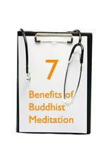 7 Benefits of Buddhist Mediation by the Urban Monk