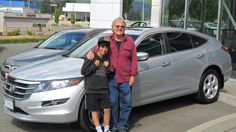 Congratulations George and Jordan. The Crosstour is a fantastic choice. You'll have fun in it!