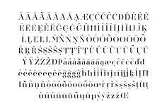 Lingerie Typeface — Moshik Nadav Typography
