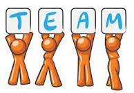 Team work !