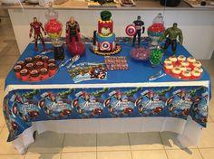 Avengers Candy Buffet