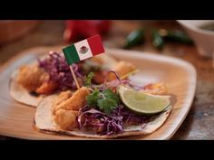 Mexican Shrimp Tacos | Walt Disney World | Disney Parks, Looking for that best Disney recipe cookbook. Find it at 'A World View' Magically Inspired Merchants: http://magicallyinspiredmerchants.blogspot.com/2013/09/disney-recipes-and-cookbooks.html