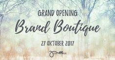 Op 27 oktober opent ontwerpster Jozemiek haar eerste Brand Boutique in Geleen. Een winkel waar consumenten naar hartenlust kunnen shoppen, maar ook een showroom waar winkeliers zich kunnen laten inspireren...