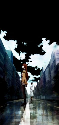 Steins;Gate amoled wallpaper, dark, vertical, Okabe Rintarou • Wallpaper For You HD Wallpaper For Desktop & Mobile