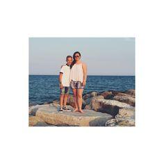 ✨brother✨ #casaviolife #sea