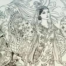 Resultat De Recherche Dimages Pour SERENE By Nicholas F Chandrawienata Coloring Book