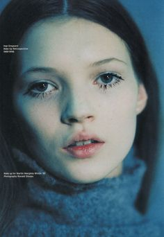 Kate Moss for Martin Margiela,1992
