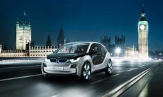 Coming Soon to Cain BMW - The BMW i3!
