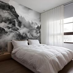 See PIXERS' design ideas - Mountains and clouds. Our arrangement suggestion for your interior