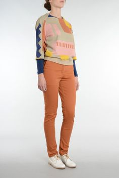 Pueblo Top by Obus Clothing - #hopiraindance . http://obus.com.au/