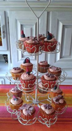 cupcakes soirée fille / girly