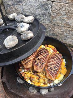 Ente gut alles gut -- Entenbrüstchen in Orangensoße geDOpft :-) | Grillforum und BBQ - www.grillsportverein.de